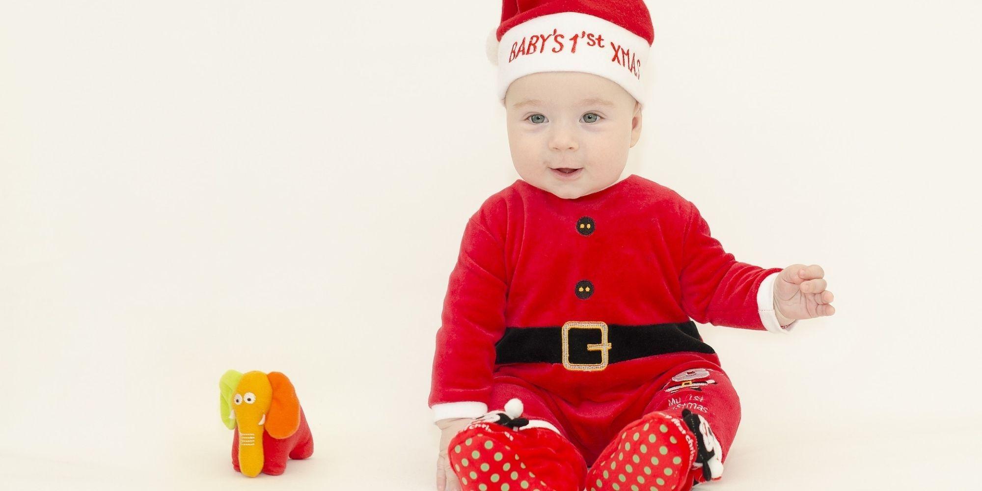 Noël : Cette année c'est le premier de votre petit angelot