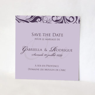 Save the date graphique Grand oui DM11-ROM-19
