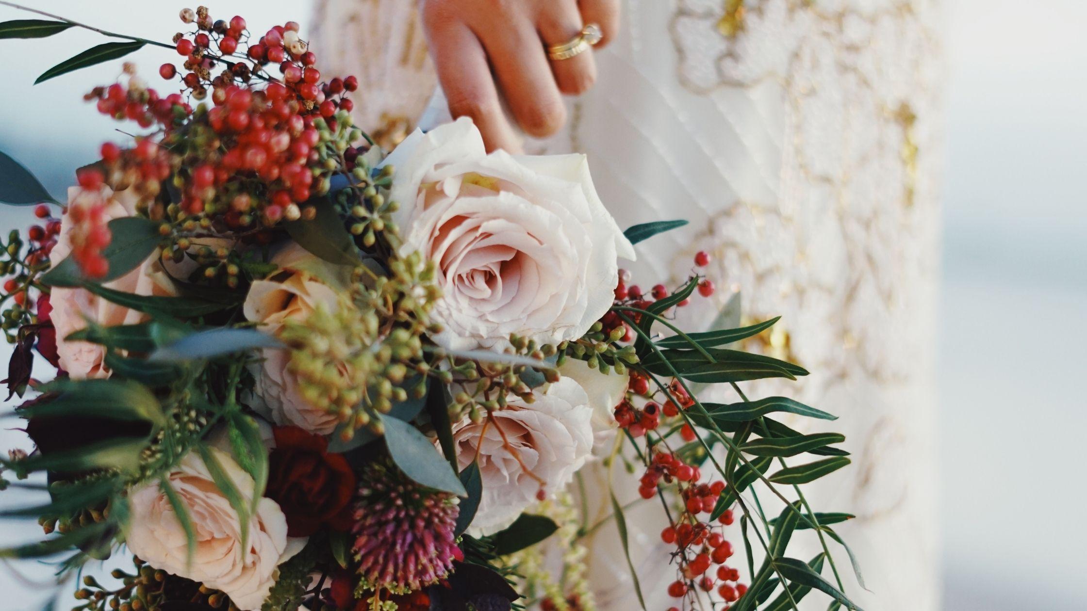 Mariage : Symbolique du bouquet de la mariée