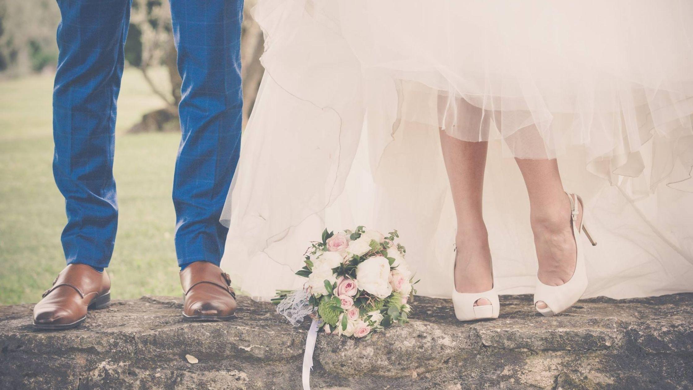 Mariage bohème-chic, célébrez votre amour en beauté - Crédit photo Med Bleu citron prod www.bleucitronprod.fr