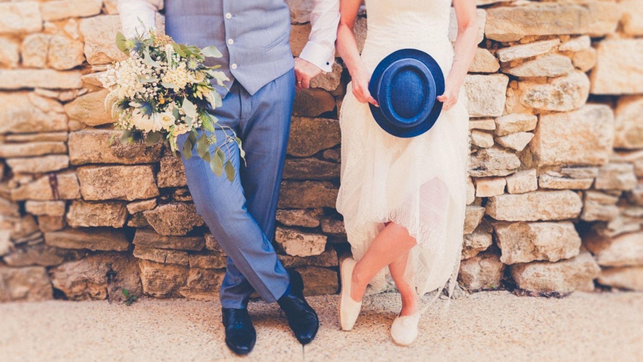 Mariage vintage : Retour dans le passé ! - Crédit photo Med Bleu citron prod www.bleucitronprod.fr