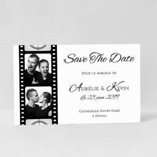 Save the date original Cinéma DM10-CIN-22